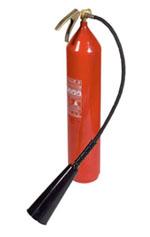 Огнетушитель углекислотный ОУ-7 (бывшый ОУ-10)