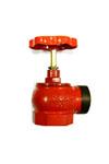 Кран пожарный (вентиль) 51 мм. чугун, угловой, 90гр.