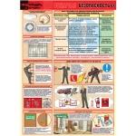 """PL-003 Комплект плакатов """"Пожарная безопасность"""", А2, 2л"""