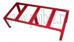 PS-02 Подставка для закрытого стенда (с дверцами)